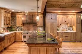 mission style oak kitchen cabinets mission style kitchens designs and photos