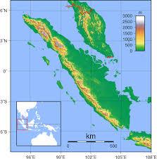 Map Of Jakarta Sumatra Wikipedia