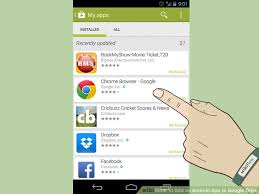 android app to how to add an android app to drive 6 steps with pictures