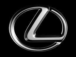 lexus emblem 3d key lexus logo cgtrader