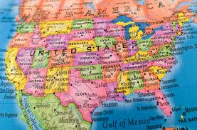 Map Oregon Washington State Stock by Best Stock In Every State To Buy Now