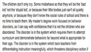 teacher u0027s viral resignation letter u0027i cannot justify making
