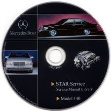 mercedes benz w140 service manual repair workshop s500 s600 s420