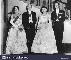 Queen Elizabeth Ii House Queen Elizabeth Ii President And Mrs Eisenhower And Prince