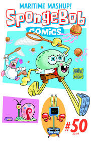 spongebob comics no 50 encyclopedia spongebobia fandom