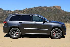 jeep matte grey 2017 jeep grand cherokee srt review digital trends
