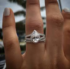 pear shaped ring pear shaped wedding ring wedding corners