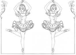 Get This Beautiful Ballerina Coloring Pages 223897 Ballerina Printable Coloring Pages