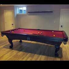 Pool Table Olhausen by Olhausen 8 U0027 Pool Table Ellianna For Sale In Katy Tx 5miles