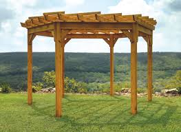Swing Pergola by Swing Gola Lykens Valley Gazebos And Outdoor Living Products