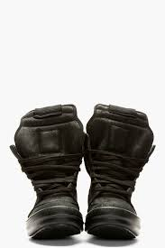 high top motorcycle boots 25 best shoes images on pinterest rick owens high top sneakers