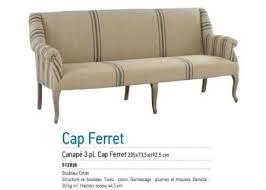 cap canapé hanjel mobilier outdoor sièges et canapés b des anges