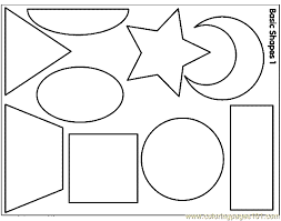 shape coloring page 01 coloring page free shapes coloring pages