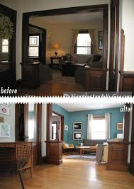 Best White Paint For Dark Rooms Best 25 Dark Wood Trim Ideas On Pinterest Wood Molding Wood