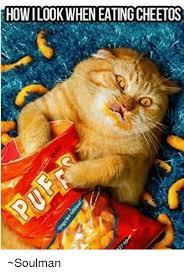 Cheetos Meme - how look when eating cheetos soulman cheetos meme on me me