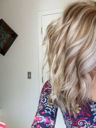 platinum hairstyles with some brown 20 beautiful blonde balayage hair color ideas trendy hair color