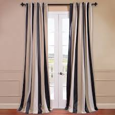 half price drapes georgetown blackout thermal single curtain panel