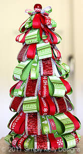 gift card tree ribbon tree simply designs