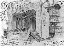 62 best sketches stage set design images on pinterest stage
