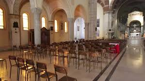 Chairs Israel Israel Circa June 2015 Empty Chairs In Church Of The Holy