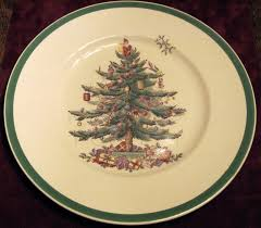 spode history spode christmas tree and new information