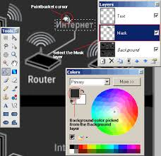 how to translate images with paint net