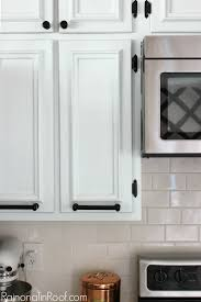 How To Paint The Hinges Or Hardware On Your Cabinets Or Furniture How To Cover Old Hardware Holes