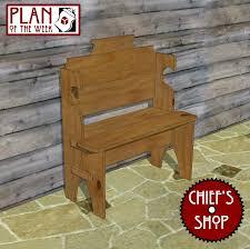 plans chief u0027s shop