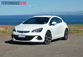opel white 2013 opel astra opc review video performancedrive
