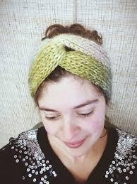 infinity headband turban hat knitting patterns in the loop knitting