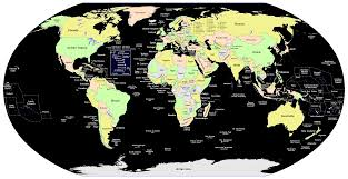 World Map Image by World Maps Public Domain Pat The Free Open Source Portable
