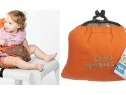 siege nomade bébé chaise nomade bébé laquelle choisir par enfant en voyage com