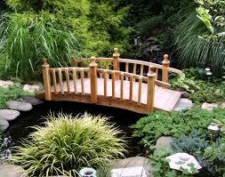 Backyard Bridge The Gorgeous Garden Bridge Fifthroom Living
