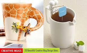 mug design ideas 20 stunning and creative mug design ideas from around the world