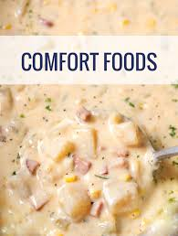 Comfort Chef The Chunky Chef Everyday Meals With A Dash Of Gourmet