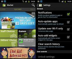 apk market android market updated to v3 4 4 apk file available the
