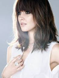 hairstyles that add volume at the crown the best bangs for your face shape thick bangs shoulder length
