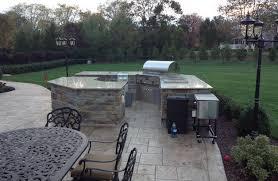 Concrete Patio With Pavers Concrete And Masonry Contractor Millstone Nj 08535