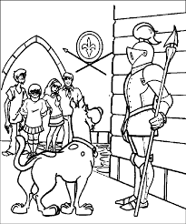 scooby doo coloring pages coloring scooby doo coloring
