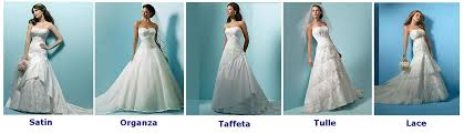 wedding dress material fabrics for wedding gowns there are several lace satin