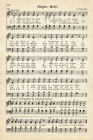 33 best christmas sheet music images on pinterest vintage