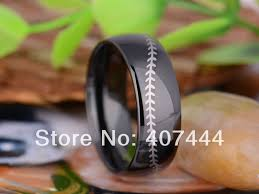 baseball wedding ring compare prices on baseball tungsten rings online shopping buy low