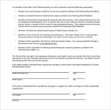 doc 7281200 student agreement contract u2013 pmrc student agreement