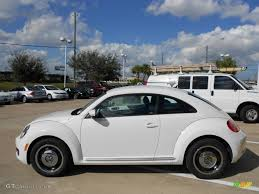 volkswagen white beetle candy white 2012 volkswagen beetle 2 5l exterior photo 55976548