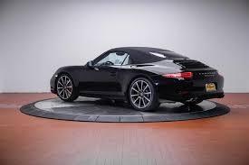 porsche 911 s convertible pre owned 2016 porsche 911 2dr cabriolet s convertible in