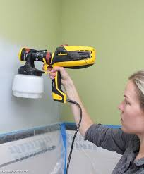 can you use a paint sprayer to paint kitchen cabinets how to paint a bathroom with a paint sprayer green with decor