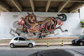 Horse Murals by Up News