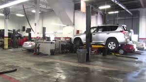 lexus toyota repair service center behind the scenes bay ridge toyota service center youtube
