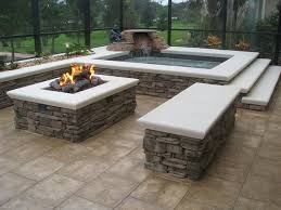 Modern Firepits Rectangular Pits New For Your Home Ideas 4 Homes Pertaining