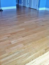 Emperial Hardwood Floors by White Oak Hardwood Floor With Custom Walnut Border Inlay White